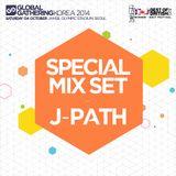 "J-Path Podcast 21 ""Global Gathering Korea 2014 After Mix"""