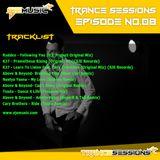 SJE Music Trance Sessions #8 (TS#8)