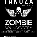Niko @ Yakuza Presents Zombie Sound System 9th November 2014