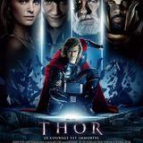 CinéMaRadio et Eric Desmet présentent la Saga Marvel : Thor 1