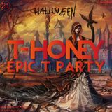 Epic T Party 21 Halloween 2015