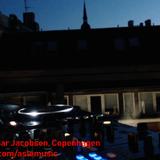 Friday on the top of Copenhagen