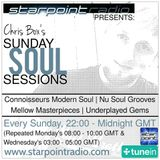 Chris Box's Sunday Soul Sessions, Starpoint Radio, 16/4/2017 (HOUR 1)