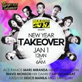 Magic 89.9 New Year Takeover