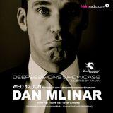 Deepsessions 027 - w/Dan Mlinar  - June 2013