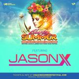 JasonX - Chasing Summer 2015 Promo Mix