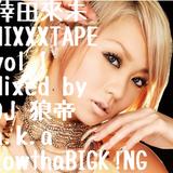 倖田來未 MIXXX TAPE vol.1/DJ 狼帝 a.k.a LowthaBIGK!NG