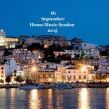 IG September House Music Session 2015