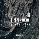 Mixtape E01 - Lenzz Minimal Drum and Bass