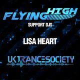 Flying High Guest Mix - Lisa Heart