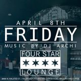Live @ Four Star Lounge (4.8.16)