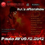 H.R.'s Aftershow - PAULO AV Guest Mix