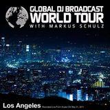 Markus Schulz - Global DJ Broadcast (World Tour: Los Angeles) (13.08.2015)