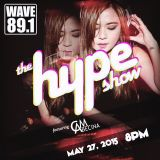 The Hype Show on Wave 89.1 (DJ Cam Abecina Mixtape)
