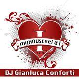 MYhouseSEL 01/2013 DJ Gianluca Conforti
