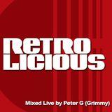 Peter G (Grimmy) - Retrolicious