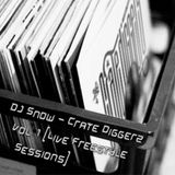 DJ Snow - Crate Diggerz (Live Freestyle Sessions)