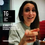 "Violinist Jennifer Pike talks about her new album release ""The Polish Violin"""