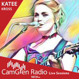 LIVE SESSION: Katee Kross, singer-songwriter, on Lunchtime, 7 Mar 2018