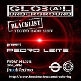 Blacklist #18 by Pedro Leite (24.08.2018) hosted by Drumatick