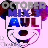 Octobeeer Mix III (Latin Pop) - Dj Chestor