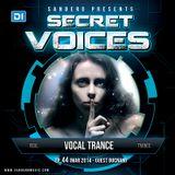 Secret Voices 44 (March 2014 Guest Ducnam)