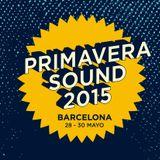 Richie Hawtin @ Primavera Sound 2015, Barcelona, Spain  28-05-2015