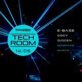 E-Base @ Tech ROOM 14062019
