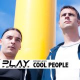 PLAY Podcast #009 (Mixed by Cool People)