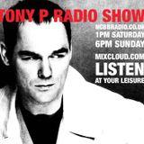 Tony P Radio Show (NCB47) - Billy MacKenzie Special