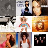 The Old School RnB Anthem 1987-2004 : Cover Versions