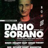 Dario Sorano  Metronom - Warsaw  05/03/2016