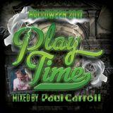 PLAY TIME - October Halloween 2017 Mix CD