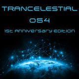 Trancelestial 054 (1st Anniversary Edition)