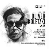 Opening set for Oliver Koletzki at CC Gonzalo Jimenez de Quesada
