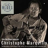 Use the Blues du 28 novembre 2016 avec Christophe Marquilly