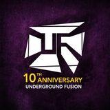 Kraundler Live @ Underground Fusion 10th Anniversary, KKC Pixel, Koprivnica (15. 12. 2018.)