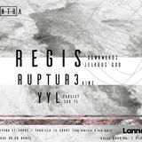 Regis (Downwards, Sandwell District) @ The Bass Valley presents ANTRA, Lanna Club - Gijón (07.01.17)
