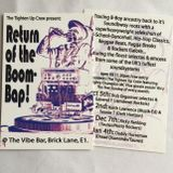 Return Of The Boom Bap (Vibe Bar) October 2003 - Part 2