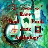 Rare Soul, Funk, Jazz Anthology