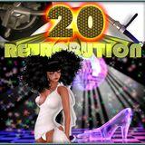 Retrobution Volume 20, 80's Divas & then some... 100 to 103 bpm