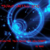 Techno Calling 2012 (Essential Tech House Music Mix October) DJ Abee