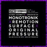 Remotion @ Sync Forward Blur, Armazem do Cha [19.12.2015]