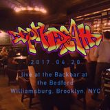 Depth Death / live at the Backbar at the Bedford, Williamsburg, Brooklyn, NYC / 2017 Apr 20 / mix 82