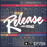 #759 RELEASE with REELAX #LANE8 #THEPHONEBOOTH