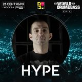DJ Hype - Live @ World of Drum&Bass Epic (28.09.19) DABSTEP.RU