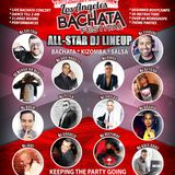 DJ Soltrix - Live at Los Angeles Bachata Festival 2016