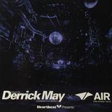 Derrick May-Heartbeat Presents Derrick May x Air vol. 1-January 2010