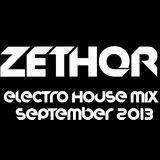 Zethor-Electro House Mix September 2013