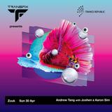 Trance Republic & Zouk pres. Transfix with Joshen - 30 Apr
